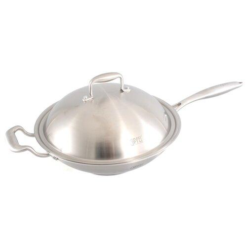 Сковорода-вок GIPFEL OSTEN 1617 32 см с крышкой сковорода вок gipfel 1614 osten 2 5л
