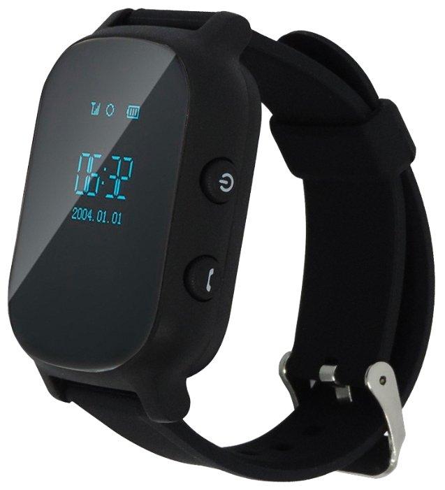 Часы Smart Baby Watch T58 черный