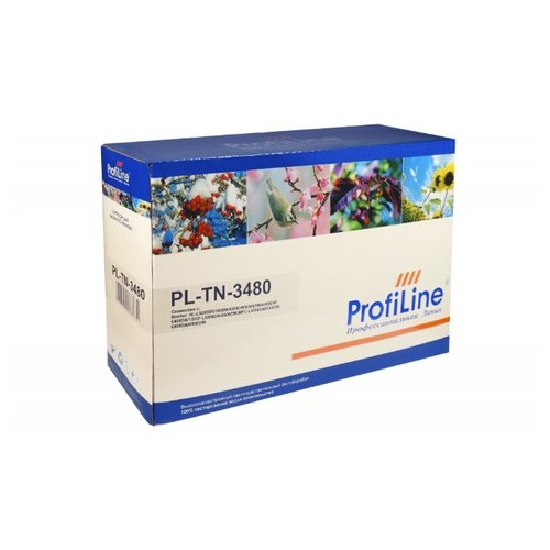 Фото - Картридж ProfiLine PL-TN-3480, совместимый картридж profiline pl 50f2h00