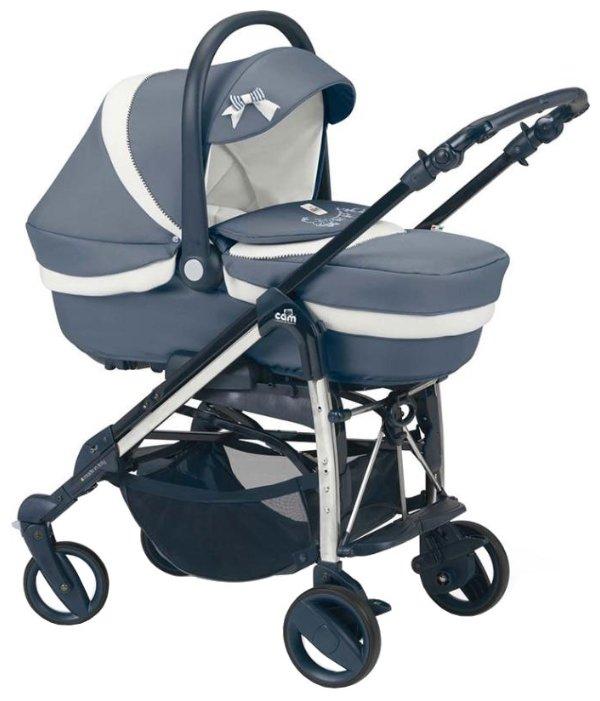 Универсальная коляска CAM Elegant Family (3 в 1)