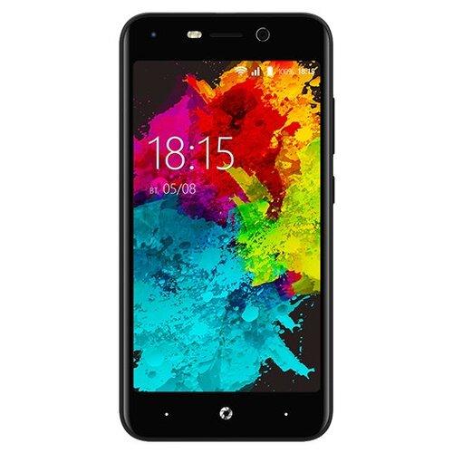 Купить Смартфон BQ 5008L Brave черный