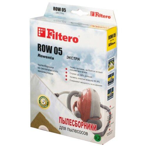 Filtero Мешки-пылесборники ROW 05 Экстра 2 шт. мешок filtero row 05 экстра