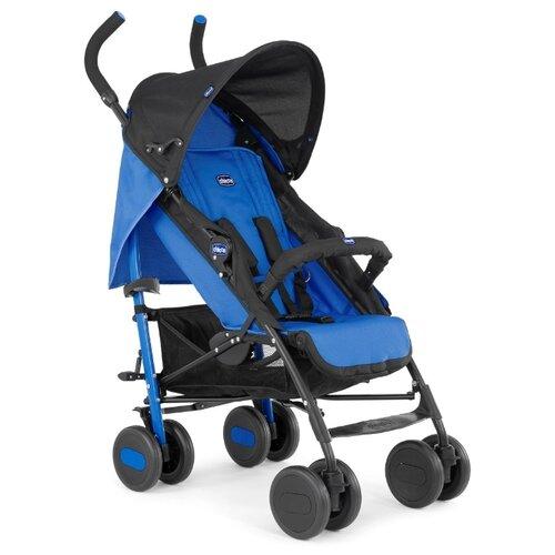 Прогулочная коляска Chicco Echo power blue коляска chicco multiway evo blue