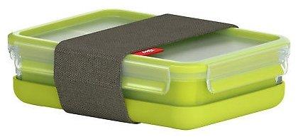 EMSA Ланч-бокс CLIP & GO 518098 зеленый