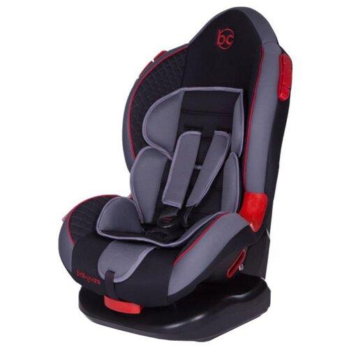 Купить Автокресло группа 1/2 (9-25 кг) Baby Care Polaris, black/grey 1023, Автокресла
