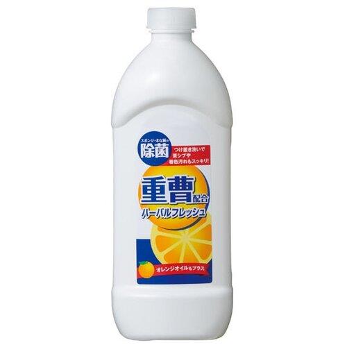 Mitsuei Средство для мытья посуды Апельсин и апельсиновое масло 0.4 лДля мытья посуды<br>