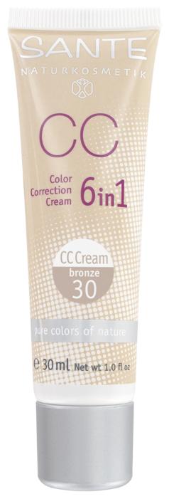 Sante Naturkosmetik CC Cream 30 мл