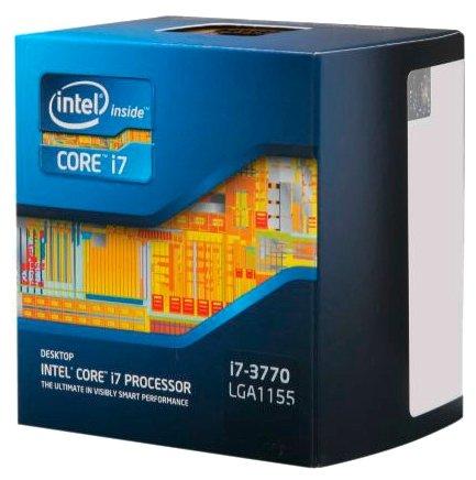 Процессор Intel Core i7-3770 Ivy Bridge (3400MHz, LGA1155, L3 8192Kb)OEM