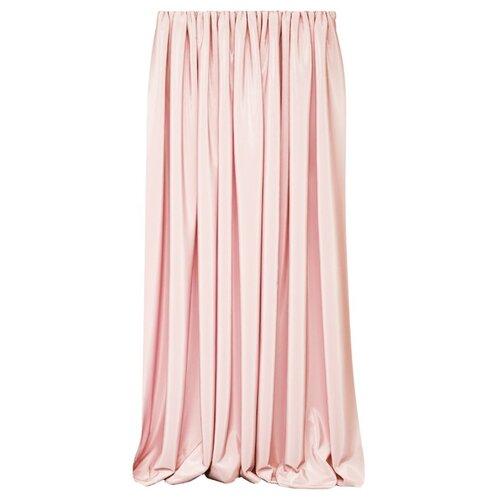 Комплект Kauffort Avery на тесьме 280 см розовый комплект штор kauffort rosemary