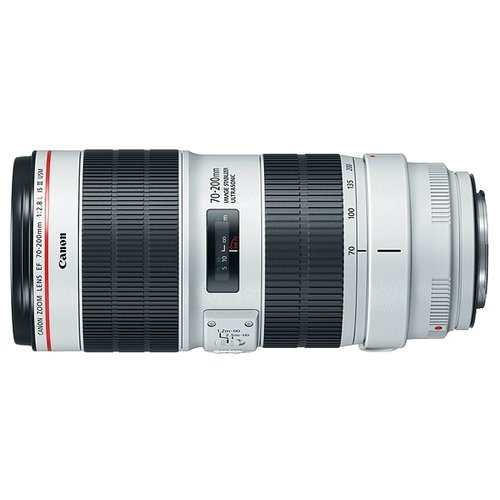 Объектив Canon EF 70-200mm f/2.8L IS III USM черный/белый