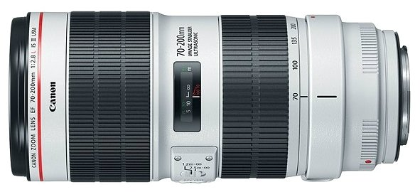 Canon 70-200mm f / 2.8L IS II USM