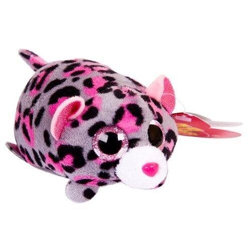 Мягкая игрушка ABtoys Леопард серый 5 см
