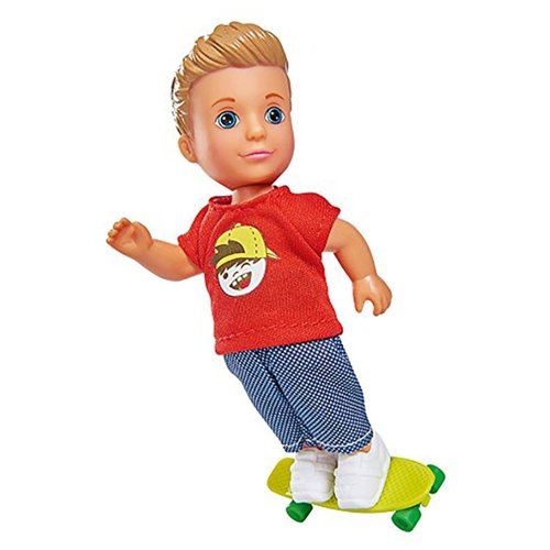 Купить Кукла Simba Тимми - скейтбордист, 12 см, 5733070029, Куклы и пупсы