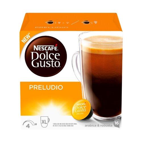 Кофе в капсулах Nescafe Dolce Gusto Preludio (16 шт.) фильтр для кофе brand new 2015 dolce gusto tea strainer