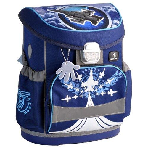 Купить Belmil Ранец Sky Unit (405-33/615) синий/голубой, Рюкзаки, ранцы