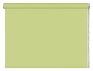 Рулонная штора DDA Универсальная однотонная (зеленый), 43х160 см