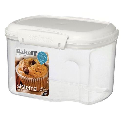 Sistema Контейнер BAKE-IT 1230 прозрачный