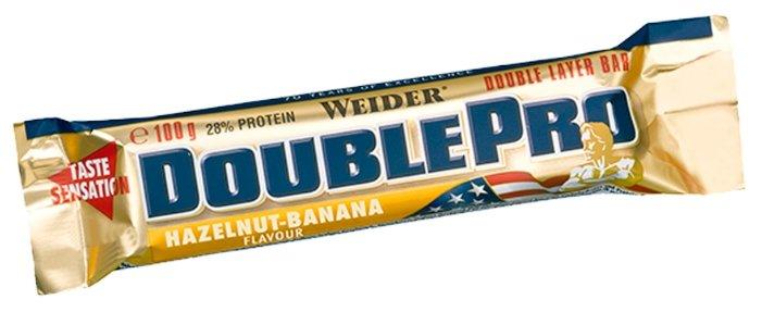Weider протеиновый батончик Double Pro (100 г)(1 шт.)