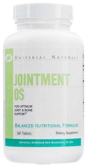 Препарат для укрепления связок и суставов Universal Nutrition Jointment OS 180 шт.