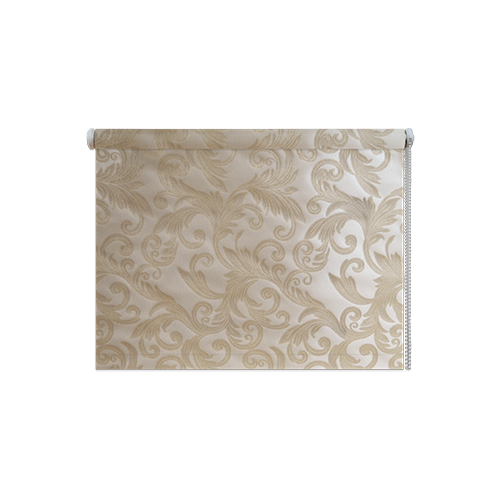 Рулонная штора DDA Престиж (бежевый), 57х170 смРимские и рулонные шторы<br>