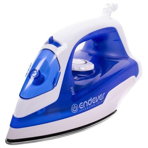 Утюг ENDEVER SkySteam-712 синий/белыйУтюги<br>