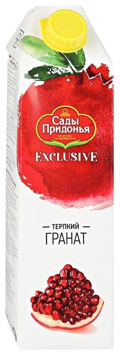 Сок гранатовый Сады Придонья восстановленный, 12 шт по 1 л