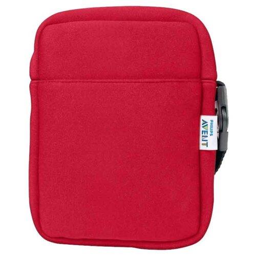 Купить Philips AVENT Термосумка из неопрена SCD150, красный, Бутылочки и ниблеры