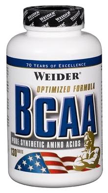 BCAA Weider BCAA (130 таблеток)