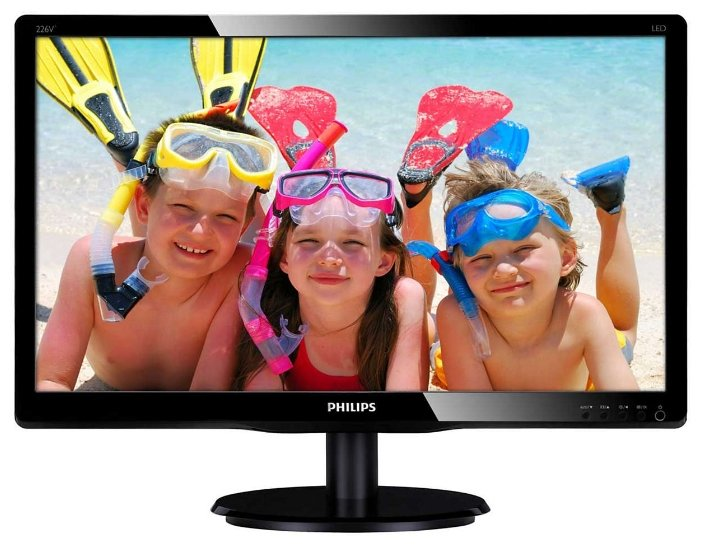 Монитор Philips 226V4LSB