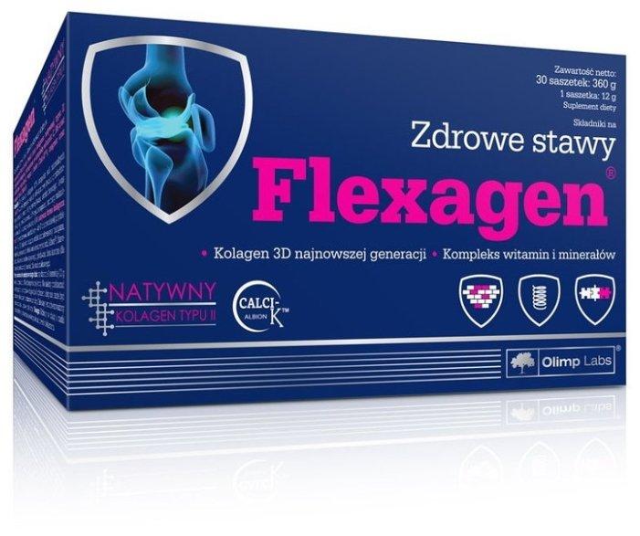 Препарат для укрепления связок и суставов Olimp Labs Flexagen
