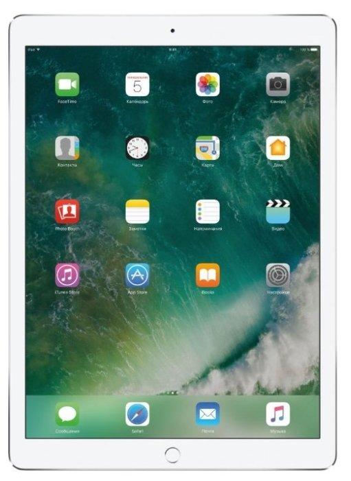 Планшет Apple iPad Pro 12.9 (2017) 512Gb Wi-Fi + Cellular — сколько стоит? Выбрать на Яндекс.Маркете