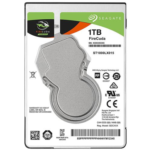 Гибридный диск Seagate ST1000LX015 st1000lx015