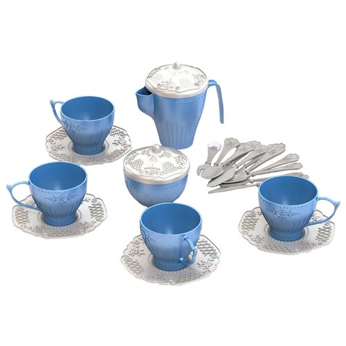Набор посуды Нордпласт Волшебная хозяюшка 613
