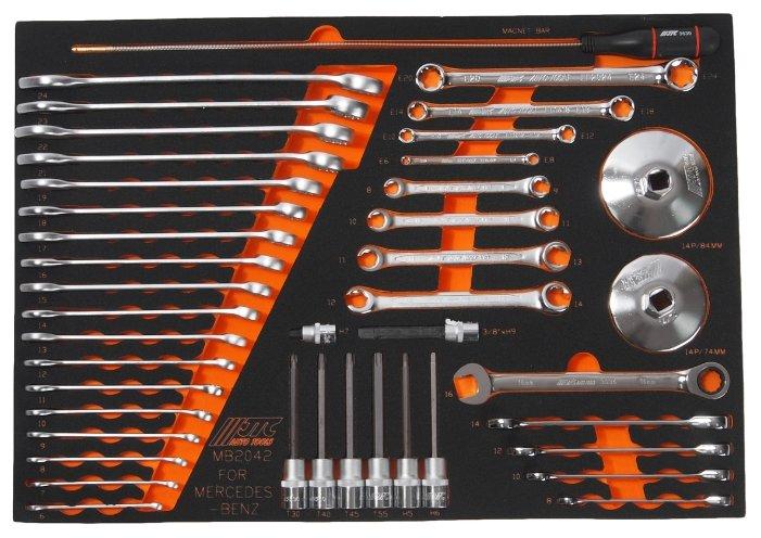 Набор автомобильных инструментов JTC MB2042