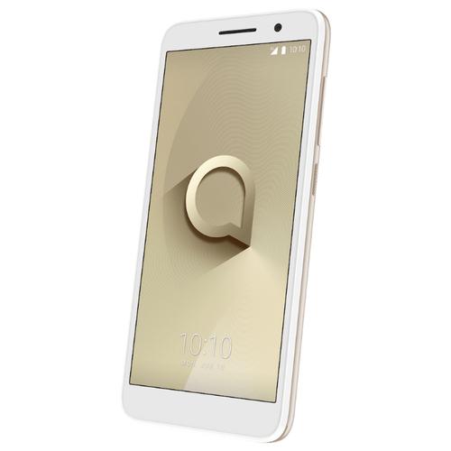 Смартфон Alcatel 1 (5033D) золотистый металлик смартфон