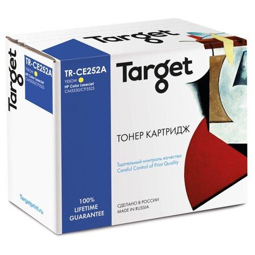 Фото - Картридж Target TR-CE252A, совместимый картридж target tr ce390x совместимый