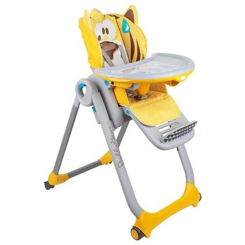 Стульчик для кормления Chicco Polly2Start peaceful jungle стульчик для кормления babys piggy розовый