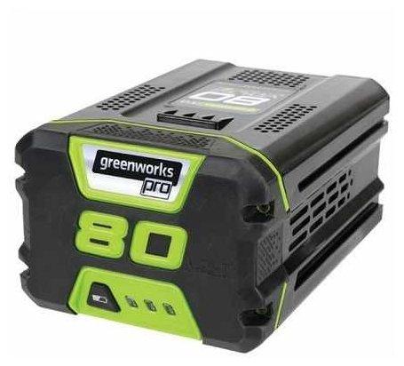 Аккумуляторный блок greenworks G80B2 80 80 В 2 А·ч