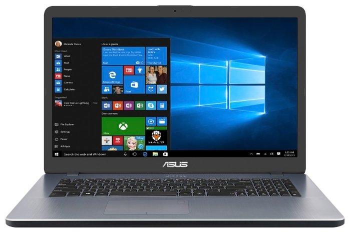 ASUS Ноутбук ASUS VivoBook 17 X705UB (Intel Core i3 6006U 2000 MHz/17.3