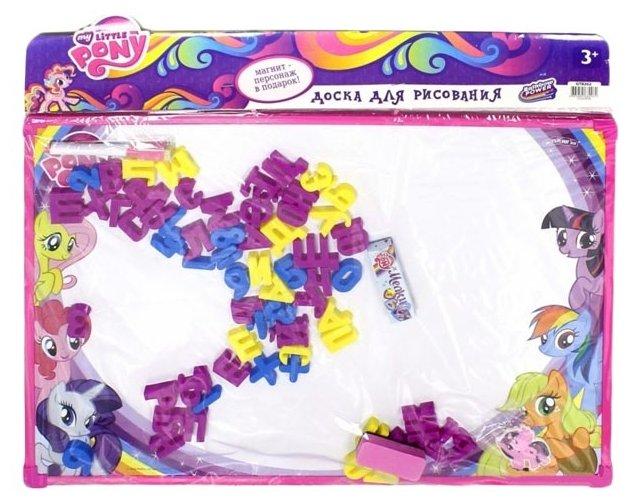 Доска для рисования детская Затейники My little Pony (GT8262)