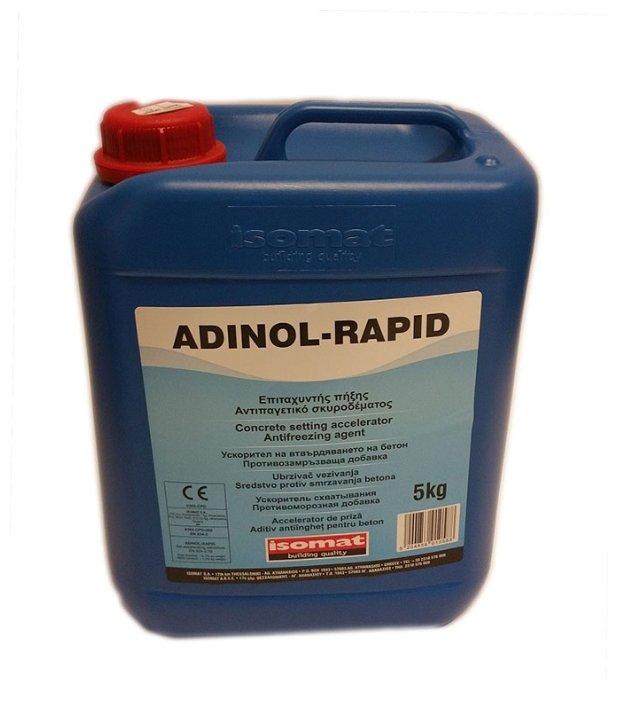 Добавка противоморозная Isomat Adinol-Rapid 5кг