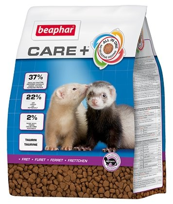 Корм для хорьков Beaphar Care+ 2 кг