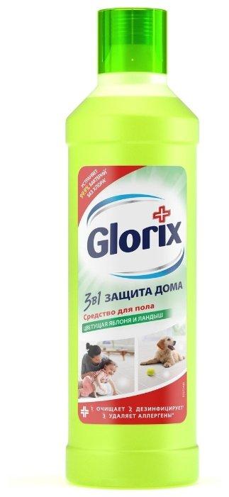 Glorix Средство для мытья полов Цветущая яблоня и ландыш