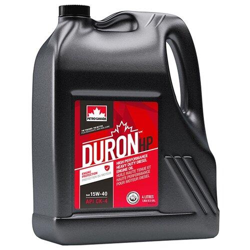 Минеральное моторное масло Petro-Canada Duron HP 15W-40 4 л
