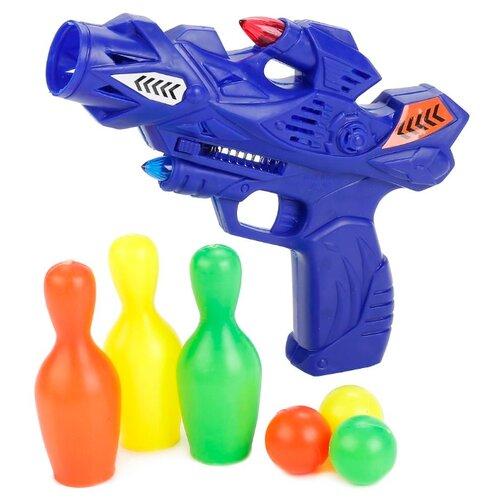 Купить Бластер Играем вместе (B1474241-R), Игрушечное оружие и бластеры
