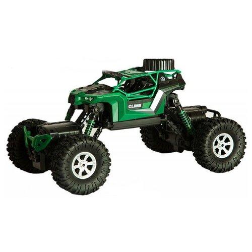 Купить Внедорожник Пламенный мотор ПМ 003 (870253/870254) 1:16 33.5 см зеленый, Радиоуправляемые игрушки