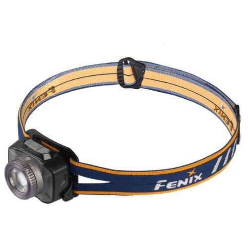Налобный фонарь Fenix HL40R серый налобный фонарь fenix hl10 2016