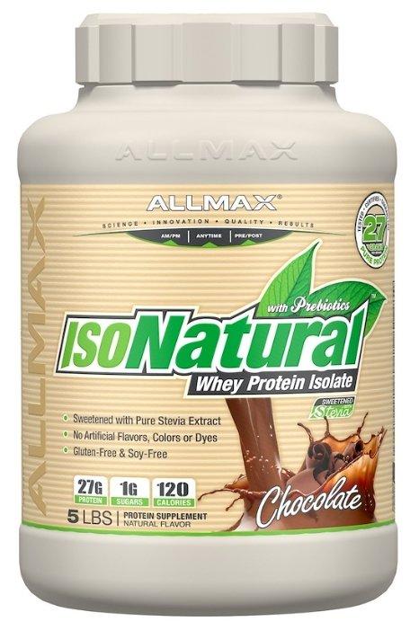 Протеин ALLMAX IsoNatural (2250 г)