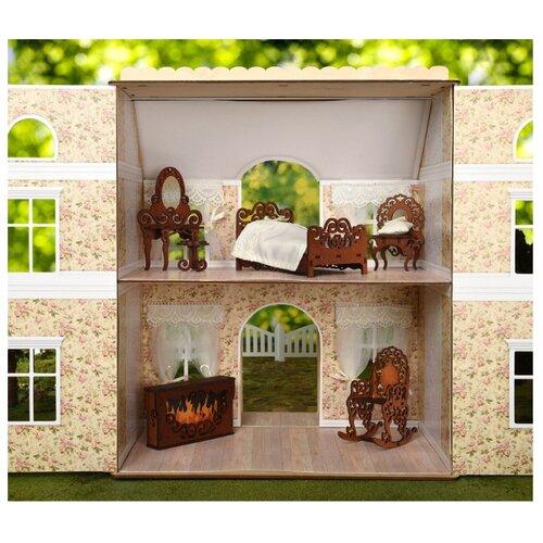 ЯиГрушка набор для интерьера Одним прекрасным утром Обои и ламинат 59505-3, Цветочный сад