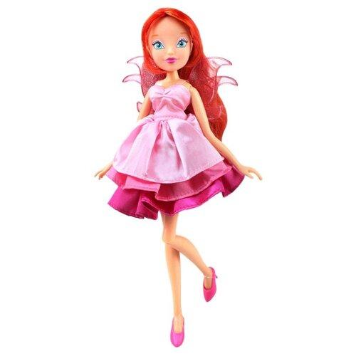 Кукла Winx Club Волшебное платье Блум, 27 см, IW01401600_ Bloom winx club